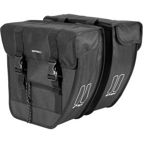 Basil Tour Double Pannier Bag 26l black